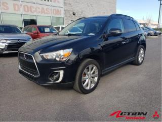 Used 2015 Mitsubishi RVR AWD GT/TOIT/BLUETOOTH/CAMERA/MAGS 18'' for sale in St-Hubert, QC