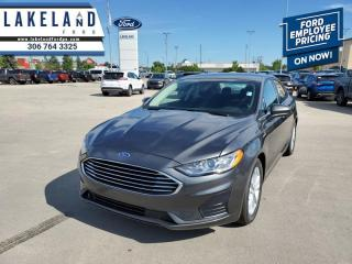 New 2020 Ford Fusion SE FWD  - Navigation - $179 B/W for sale in Prince Albert, SK