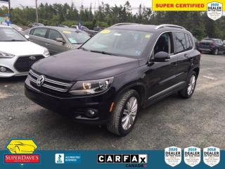 Used 2015 Volkswagen Tiguan Highline for sale in Dartmouth, NS