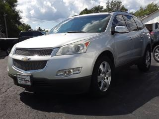Used 2009 Chevrolet Traverse LTZ for sale in Welland, ON