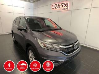 Used 2016 Honda CR-V EX - TOIT OUVRANT for sale in Québec, QC