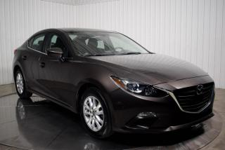 Used 2016 Mazda MAZDA3 GS A/C CAMERA DE RECUL MAGS for sale in St-Hubert, QC