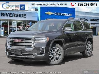 New 2020 GMC Acadia SLE for sale in Brockville, ON