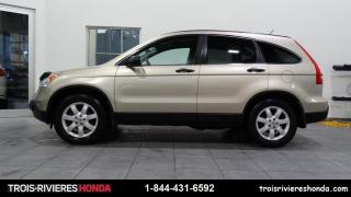 Used 2007 Honda CR-V EX + AWD + VITRES TEINTEES + A VOIR! for sale in Trois-Rivières, QC