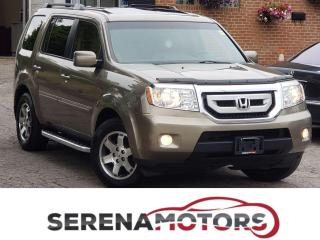 Used 2010 Honda Pilot TOURING | 8 PASS. | 4WD | TOP OF THE LINE | for sale in Mississauga, ON