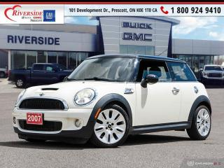 Used 2007 MINI Cooper S for sale in Prescott, ON