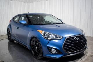 Used 2016 Hyundai Veloster RALLYE TURBO CUIR TOIT for sale in St-Hubert, QC
