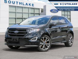 Used 2017 Ford Edge Sport LOW MILEAGE for sale in Newmarket, ON