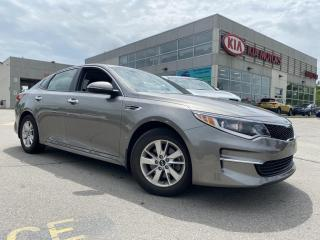 Used 2018 Kia Optima LX+ for sale in Hamilton, ON