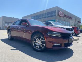 Used 2017 Dodge Charger SXT for sale in Hamilton, ON