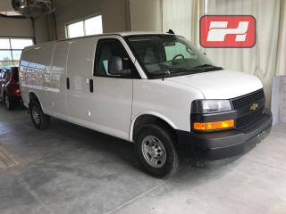 Used 2019 Chevrolet Express 2500 Work Van 2500 Cargo Van | Extended | Wi-Fi Equipped for sale in Stratford, ON