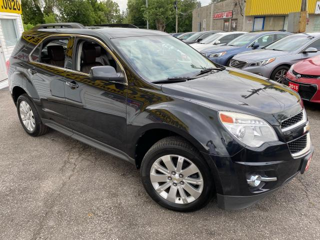 2010 Chevrolet Equinox 2LT/ LEATHER/ CAM/ ALLOYS/ PWR GROUP/ TINTED!
