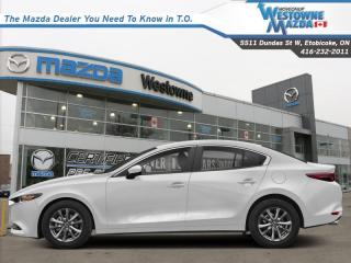 New 2020 Mazda MAZDA3 GS  -  Apple CarPlay for sale in Toronto, ON