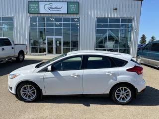 Used 2017 Ford Focus SE for sale in Edmonton, AB