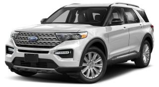 New 2020 Ford Explorer Platinum for sale in Tilbury, ON