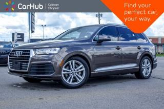 Used 2017 Audi Q7 3.0T Technik Quattro 7 Seater Navigation Panoramic Sunroof Leather Bluetooth Backup Camera 20