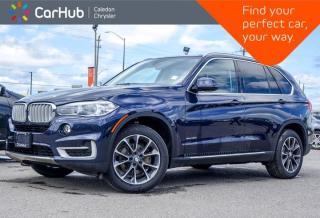 Used 2017 BMW X5 xDrive35i Navigation Sunroof Backup Camera Bluetooth Heated Front And Rear Seats 19