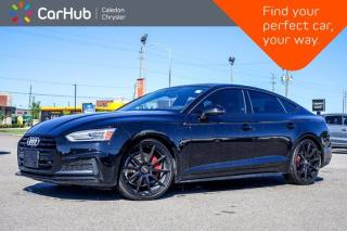 Used 2019 Audi A5 Sportback Progressiv Quattro Navigation Sunroof Bluetooth Backup Camera Heated Front Seat 19