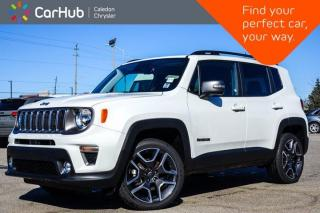 Used 2019 Jeep Renegade Limited 4x4 Navigation Sunroof Bluetooth Backup Camera R Start Leather Heated Front Seats 18