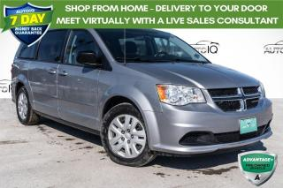 Used 2014 Dodge Grand Caravan SE/SXT GREAT FAMILY MOVER! for sale in Barrie, ON