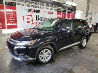 Used 2017 Mitsubishi Outlander OUTLANDER ES AWD DÉMARREUR A DISTANCE MAG ! for sale in Blainville, QC