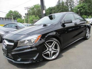Used 2016 Mercedes-Benz CLA-Class CLA 250 4MATIC|AMG PKG|28KM|NAVIGATION|1 OWNER for sale in Burlington, ON