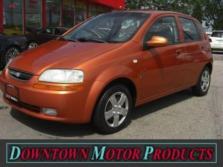 Used 2007 Chevrolet Aveo LT for sale in London, ON