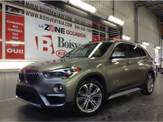 Used 2016 BMW X1 XI XDRIVE2.8 AWD TOIT GPS CAMÉRA CUIR WOW !!! for sale in Blainville, QC