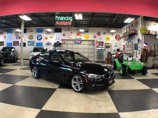 Used 2016 BMW 3 Series 320I X DRIVE SPORT PKG AUT0 P/SUNROOF BACKUP CAMERA 127K for sale in North York, ON