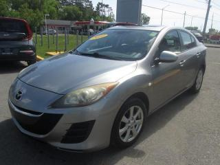 Used 2010 Mazda MAZDA3 GX for sale in Gloucester, ON