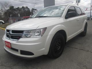 Used 2013 Dodge Journey *** 0% FOR UP 24MONTHS*** for sale in Gloucester, ON