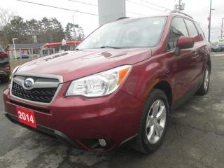 Used 2014 Subaru Forester 2.5i Limited Package for sale in Gloucester, ON