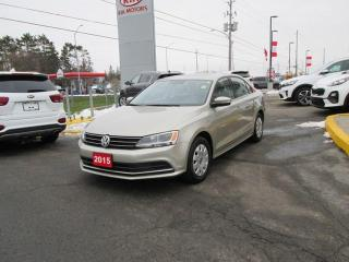 Used 2015 Volkswagen Jetta Trendline (*LOADED! LOADED! LOADED!*) for sale in Gloucester, ON