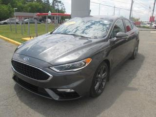 Used 2017 Ford Fusion ***V6 SPORT PKG ALL WHEEL DRIVE*** for sale in Gloucester, ON