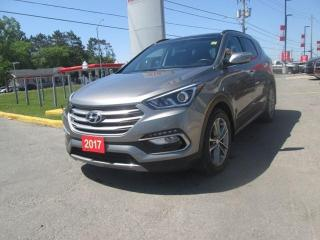 Used 2017 Hyundai Santa Fe Sport *** SE TURBO*** LEATHER, SUNROOF*** for sale in Gloucester, ON