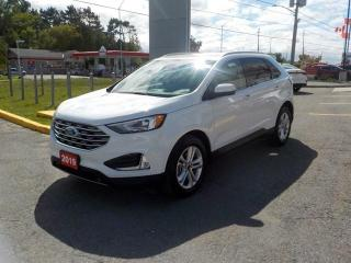 Used 2019 Ford Edge SEL AWD **LOADED! LOADED! LOADED!** for sale in Gloucester, ON