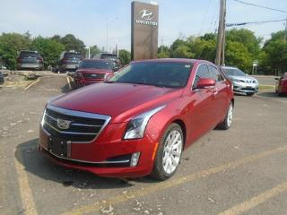 Used 2017 Cadillac ATS 3.6L Premium Luxury for sale in Ottawa, ON