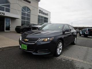 Used 2014 Chevrolet Impala 2LT | Navigation, Leather for sale in Nepean, ON