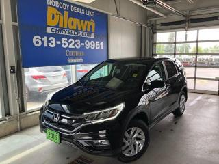 Used 2015 Honda CR-V EX for sale in Nepean, ON