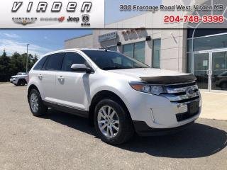 Used 2014 Ford Edge Limited for sale in Virden, MB