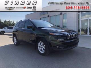 Used 2018 Jeep Cherokee North for sale in Virden, MB