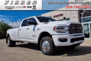 New 2019 RAM 3500 Laramie for sale in Virden, MB