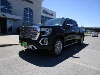 Used 2019 GMC Sierra 1500 4X4 Crew Denali 6.2L Fully Loaded for sale in Nepean, ON