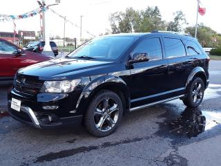 Used 2014 Dodge Journey Crossroad for sale in Welland, ON