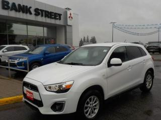 Used 2013 Mitsubishi RVR Mitsubishi's fastest selling SUV equipped with AWD for sale in Gloucester, ON