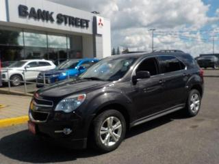 Used 2014 Chevrolet Equinox 2LT LOADED WITH LEATHER , NAV, & AWDI PERFECT SUV for sale in Gloucester, ON