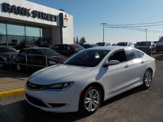 Used 2016 Chrysler 200 LIMITED (LOADED! LOADED! LOADED!) MUST SEE!!! for sale in Gloucester, ON
