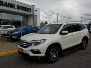 Used 2016 Honda Pilot EX-L LEATHER/ROOF/3RD ROW CALL NOW! for sale in Gloucester, ON