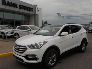 Used 2017 Hyundai Santa Fe Sport SE AWD LOADED! htd seats F&B I AWD I leather Iroof for sale in Gloucester, ON