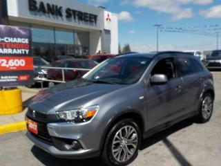Used 2017 Mitsubishi RVR LIMITED AWC}RVR SPORT UTILITY for sale in Gloucester, ON